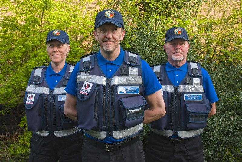 Poynton Town Council Community Support Team