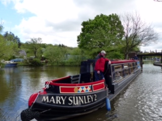 Mary Sunley Canal Cruises